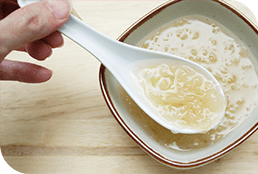 Ginseng Bird's Nest Stew