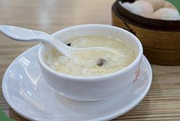 Ginseng Porridge