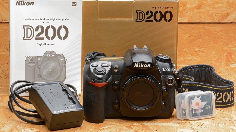 Beispielaufnahmen Nikon D 200