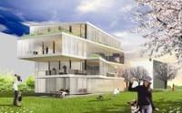 Smart Material House (Sommer-Winter-Haus, Team Behnisch Architekten, Stuttgart)