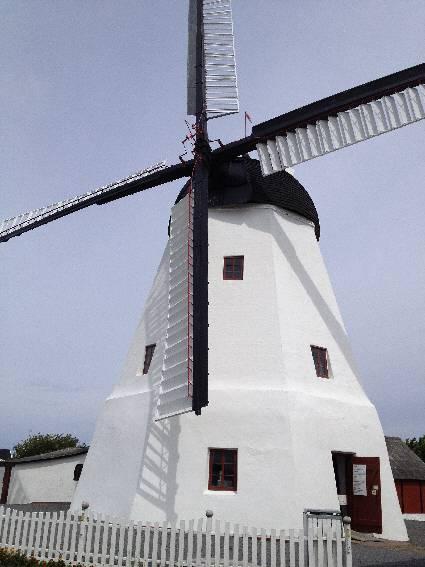 Turmwindmühle Kornmühle Aarsdale