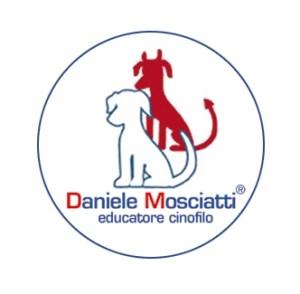 DANIELE MOSCIATTI   EDUCATORE CINOFILO   ROMA