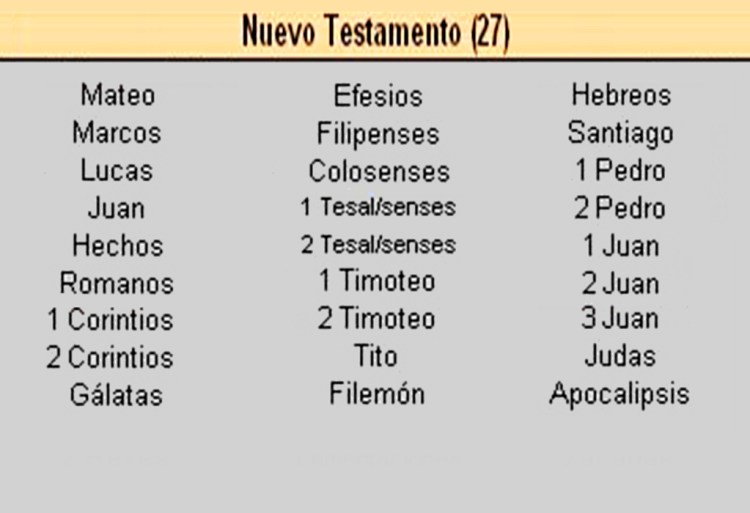 Biblia NT-27