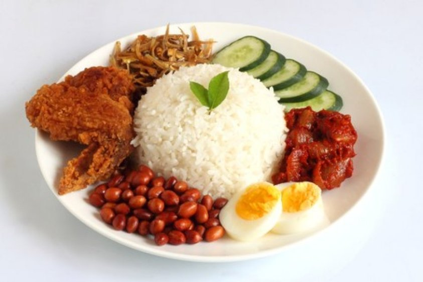 Nasi lemak - Types of rice dishes in Malaysia | Ummi Goes Where?