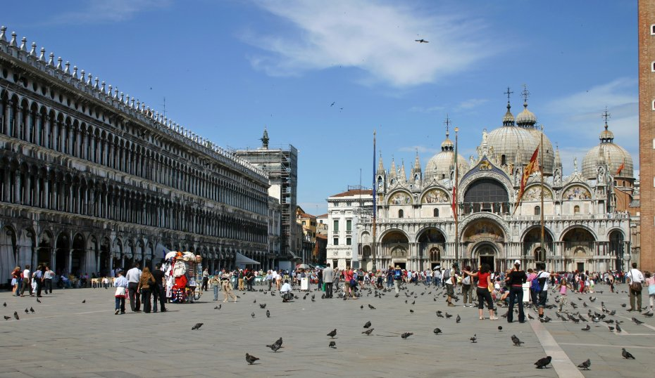Venice Basilica St Marco