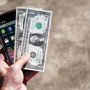 Smartphone Geld