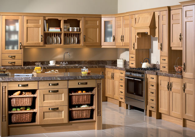 Fitted Kitchens And Furniture Black And White Craftsmen