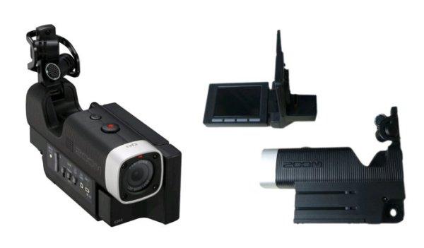 NAMM 2014: Zoom Q4 recorder
