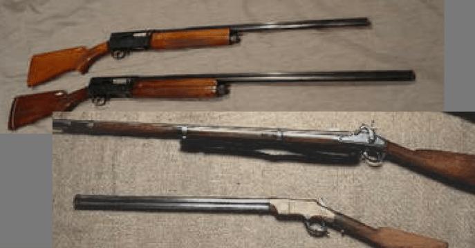 Shotgun & Rifle