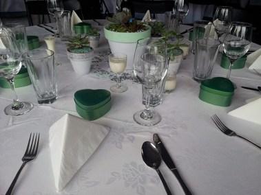 Wedding Setup Baxters
