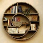 Duvar Kitaplık Modelleri