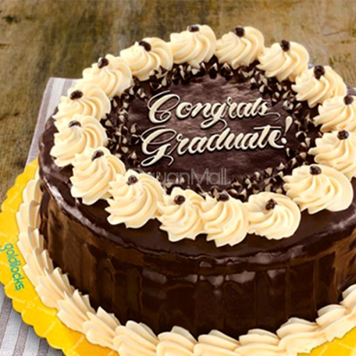Goldilocks Chocolate Cake