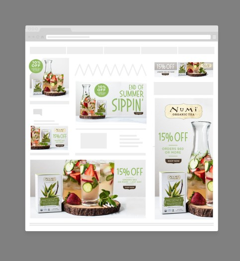 Marketing Graphic Design for Numi Organic Tea by Bayard Heimer copy