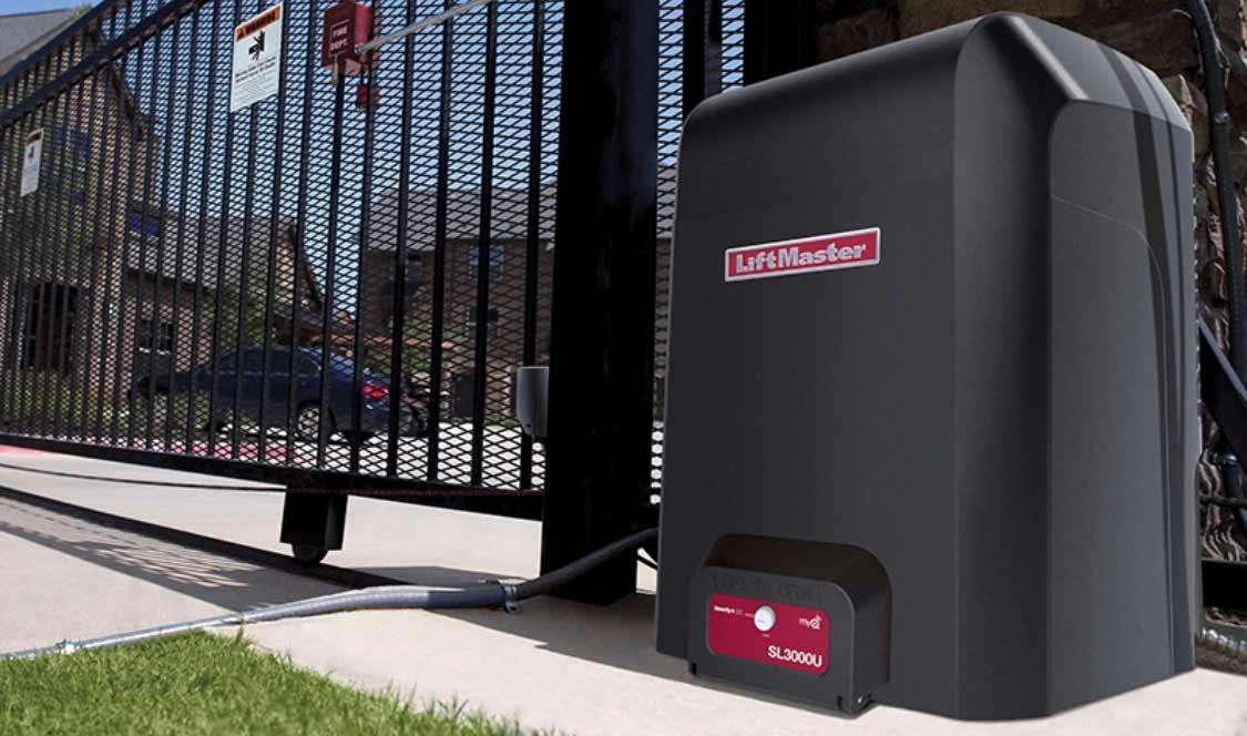 Liftmaster Gate Openers Automatic Gates Amp Fences