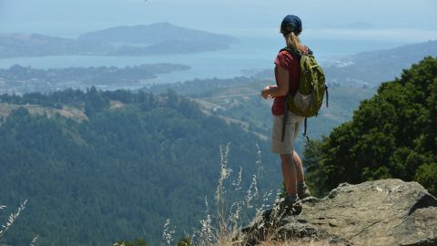 A Few of the Best Hiking Trails in the Bay Area