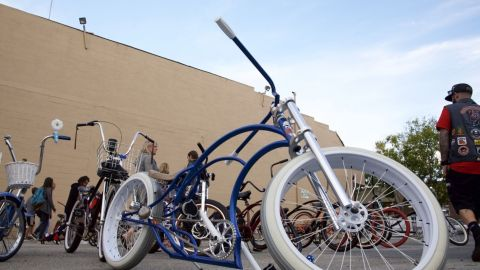 CycleMania Returns to Downtown Campbell
