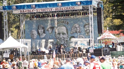 5 Reasons You Should Go To Hardly Strictly Bluegrass This Weekend