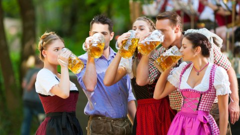 The Best Bay Area Oktoberfests for the 21 & Over Crowd