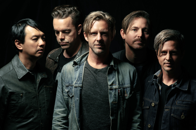 """Where the Light Shines Through"" is Switchfoot's 10th album (Chris Hershman)."