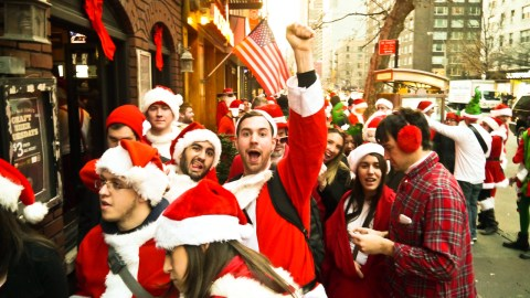 How to Survive SantaCon in San Francisco