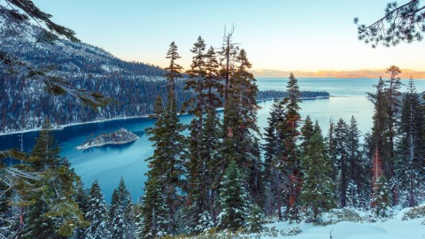 A Guide to South Lake Tahoe Part 1: Getting There & Accommodations