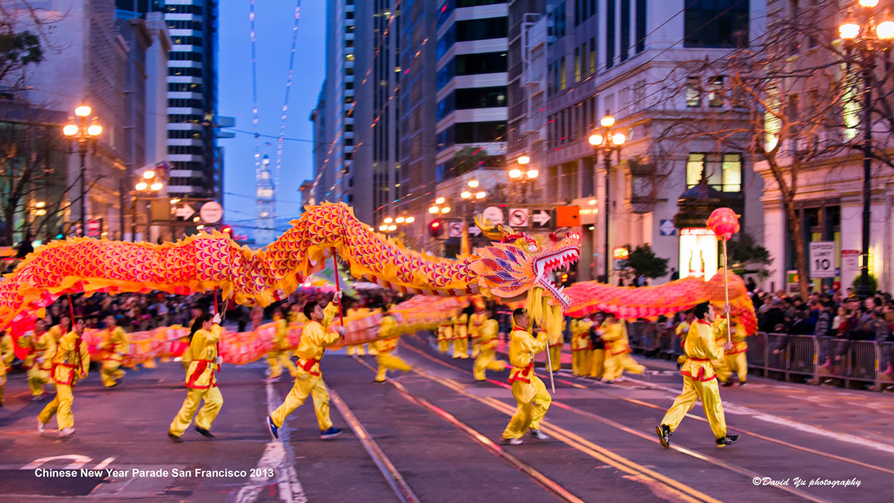 5 reasons you should go to the san francisco chinese new for Chinese new years parade
