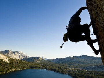 Everything You Need to Know & Do to Start Climbing in the Great Outdoors