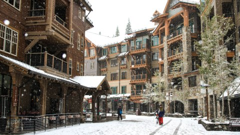 Weekend Getaway: 48 Hours in Northstar