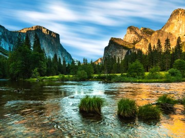 Set Out on a Spring Road Trip to Yosemite