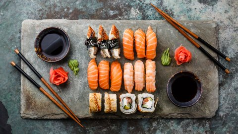 Where to Find the Best Sushi on the Peninsula