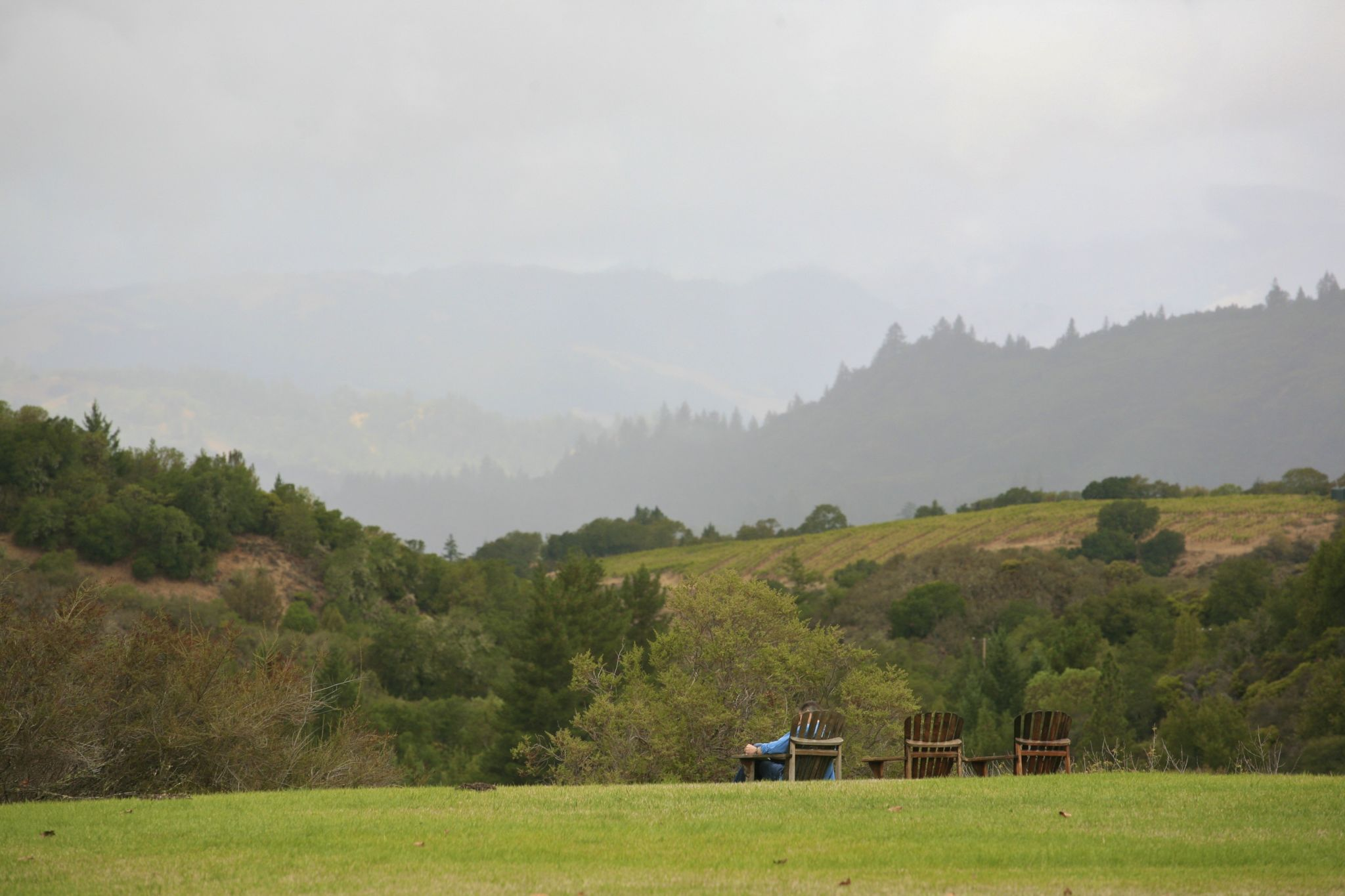 Mayacamas Ranch retreat center