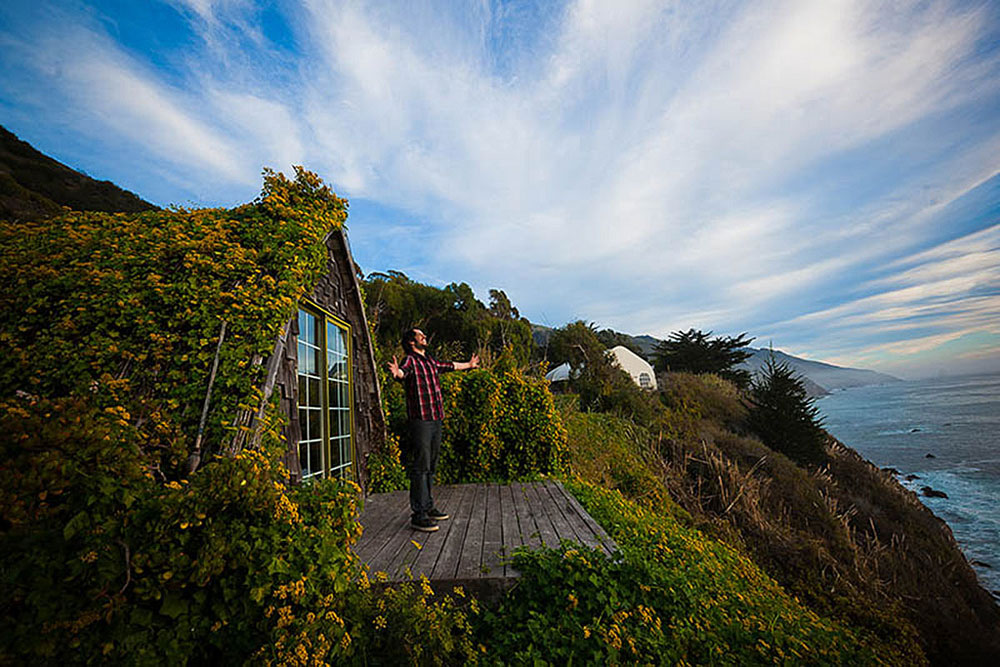 Esalen retreat center