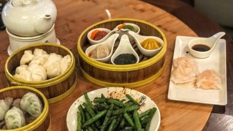 Sampling the Bay Area's best dim sum