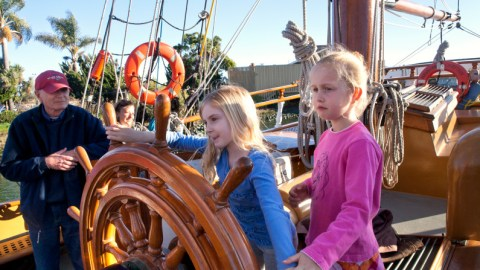 Sailing through history: Tall ships visit the Bay Area, offer trips and tours