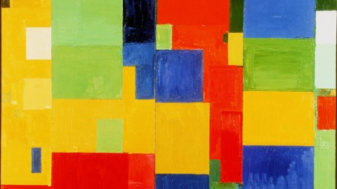 Berkeley exhibit captures Hans Hofmann's abstract art through the years