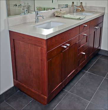 transitional cabinets 14