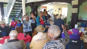 Seniors Visit Towne House