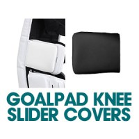 BAHR Goalpad Knee Slider Covers