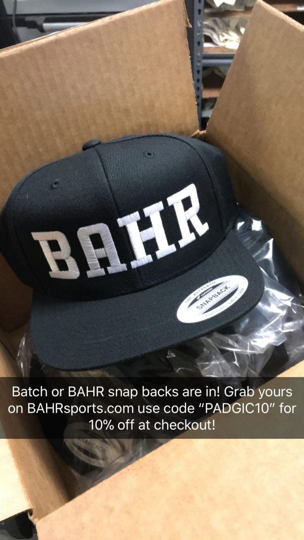 BAHR hat 1