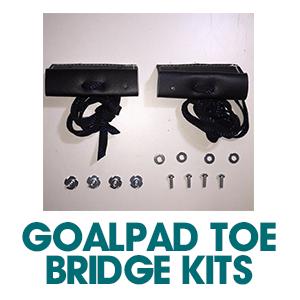 BAHR Goalpad Toe Bridge Kit