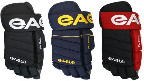Custom Eagle Gloves | Bay Area Hockey Repair & Sharpening