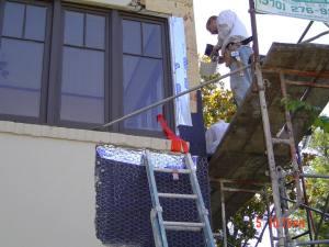 stucco plastering lathing