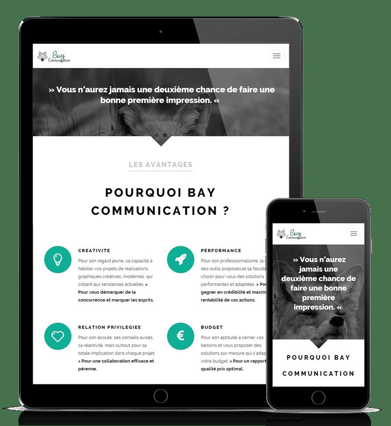 Création de Site Internet Responsive - Pontarlier