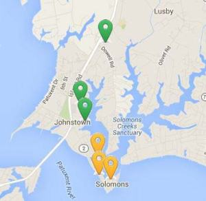 Visiting Solomons Island Md Things To Do And See