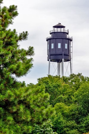 Cape Charles water tower