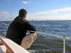 Boating on the Chesapeake Bay