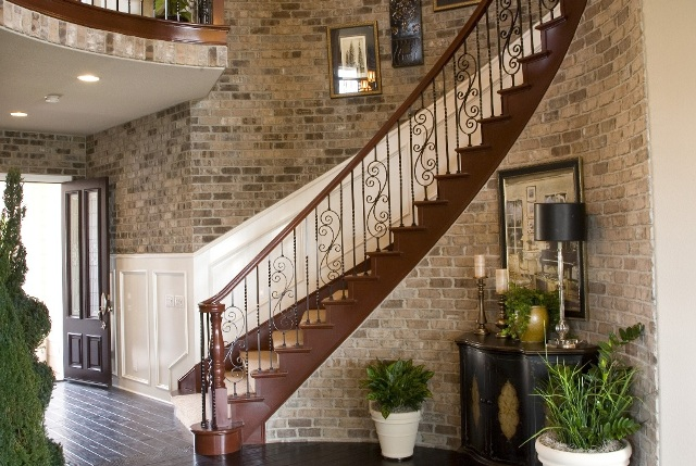 Over The Post Stair Systems Minnesota Bayer Built