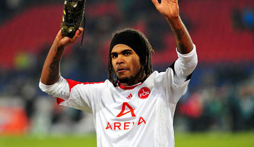 Breno at Nuremberg