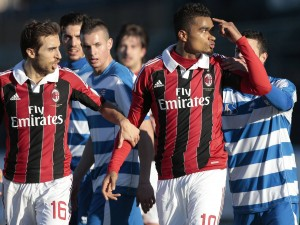 Boateng led his teammates off the pitch after racist abuse