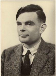 Did Alan Turing Invent the Bayes factor?